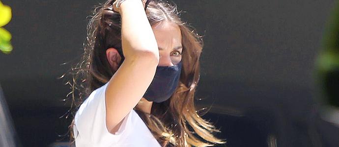 CANDIDS: Ana passeando pela Califórnia