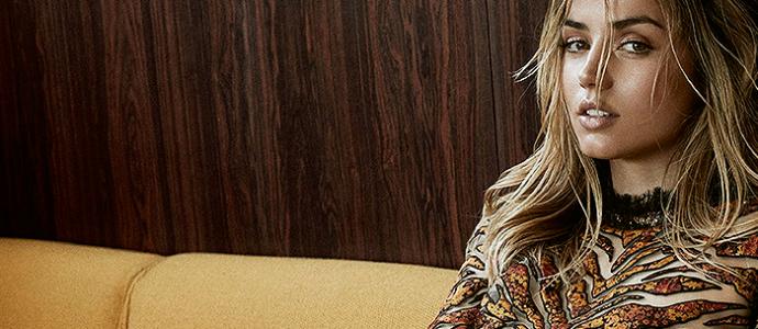 SCANS: Ana nas revistas Esquire, Marie Claire e Vogue