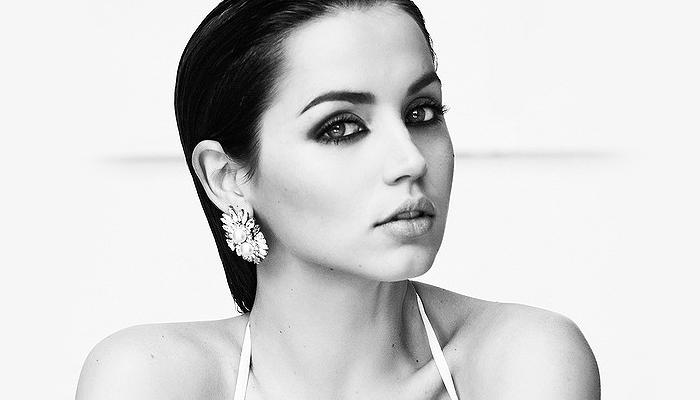 Vanity Fair libera antiga entrevista de Ana de Armas